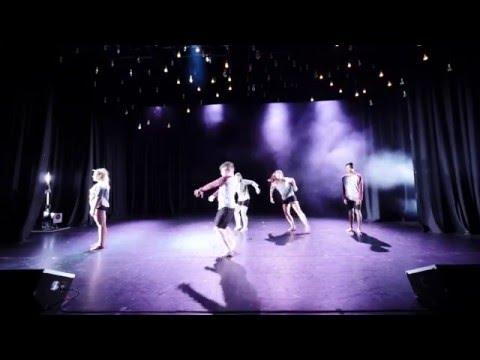 3 - Year 1 BA Hons Dance Choreographed by Emily Start