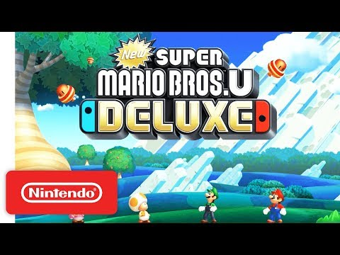 New Super Mario Bros. U Deluxe (NS)   © Nintendo 2019    1/1