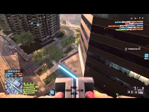 Battlefield 4 fun with Defibs and repair tools