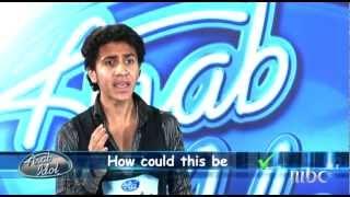 "getlinkyoutube.com-لحظات - محمد سعيد ""مادة دسمة"" - Arab Idol"