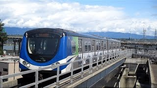 getlinkyoutube.com-TransLink Canada Line Skytrain - Bridgeport to YVR Airport