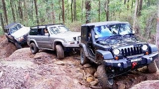 getlinkyoutube.com-Jeep vs Nissan vs Toyota @ Ultratune Ourimbah