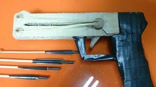 getlinkyoutube.com-Pistola lanza dardos como se hace