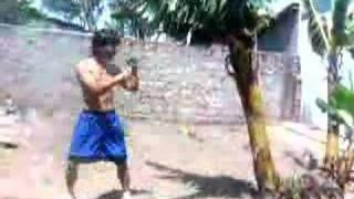 getlinkyoutube.com-MUAY THAI primitive training.