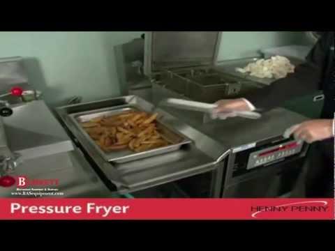 Henny Penny Pressure Fryers