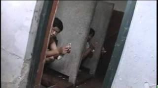 getlinkyoutube.com-中国 北京の住宅地の共同トイレ