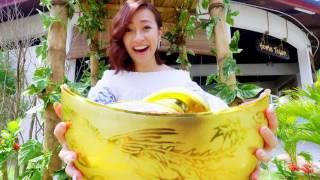 鸿运当头 M-Girls 2017 贺岁专辑《过年要红红》Reddish Chinese New Year (Official MV)