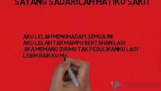 Pelangi Band Aku Lelah (Lirik)