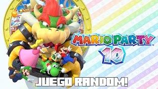 getlinkyoutube.com-JUEGO RANDOM! Mario Party 10! Con Magibo!