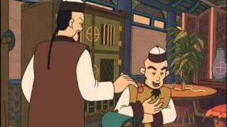 getlinkyoutube.com-傻瓜猫 Sagwa The Chinese Siamese Cat The Magistrates New Clothes Part 1