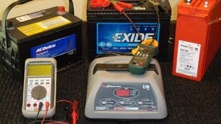 getlinkyoutube.com-How to PROPERLY Recover and Recondition a Sulfated Battery