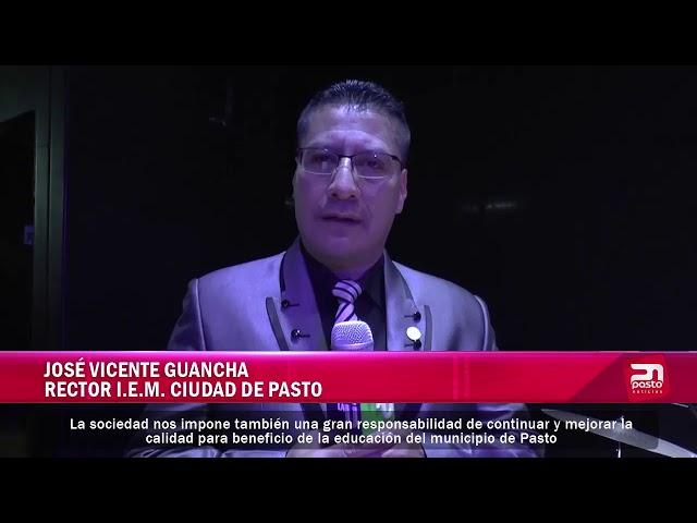 CIUDAD DE PASTO CUMPLIÓ 60 AÑOS