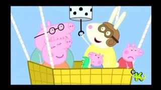 getlinkyoutube.com-Peppa Pig   O Passeio de Balão