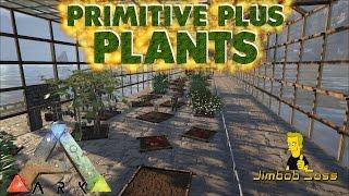 getlinkyoutube.com-ARK  PRIMITIVE PLUS - PLANTS