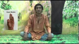 getlinkyoutube.com-Mudra - High Blood Pressure (Gyan mudra)