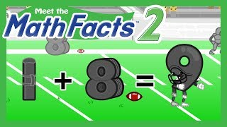 getlinkyoutube.com-Meet the Math Facts Level 2 - 1+8=9