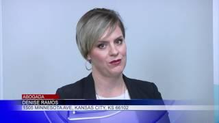 Entrevista Abogada Denise Ramos – Univision Kansas City - 21 de noviembre.