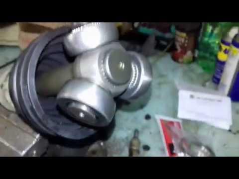 Mazda 6 Замена правого внутреннего ШРУса (гранаты). Mazda 6. АлексейЗахаров. Авторемонт