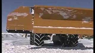 getlinkyoutube.com-Horst SnowWing Incredible snow plow.