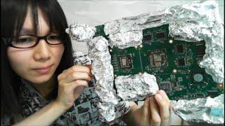 getlinkyoutube.com-ジャンクで買ったXBOX360をオーブンで焼いて修理できるのか!?検証動画