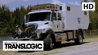 getlinkyoutube.com-Unicat Terracross Expedition Vehicle | TRANSLOGIC