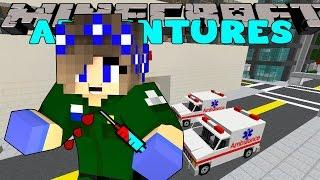 getlinkyoutube.com-Minecraft Hospital-Little Carly-911 EMERGENCY!!