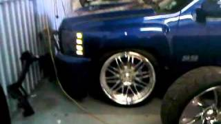 "getlinkyoutube.com-paco ls7 and   beto@hptrucks.com  26"" intro wheels"