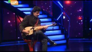 getlinkyoutube.com-Humayun Sakhi best Rubab (from Afghan star show2012)