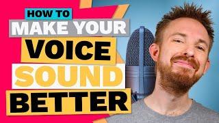getlinkyoutube.com-How To Make Your Voice Sound Better (Secrets Revealed)