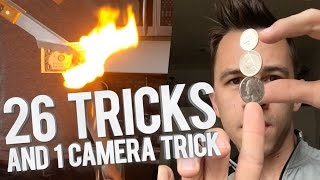 getlinkyoutube.com-26 Magic Tricks, and 1 Camera Trick