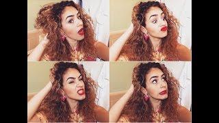 getlinkyoutube.com-11 hairstyles for Curly Hair