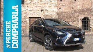 getlinkyoutube.com-Lexus RX | Perché comprarla... e perché no