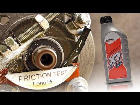 Motorcraft XR Synth 5W30 Jak skutecznie olej chroni silnik?