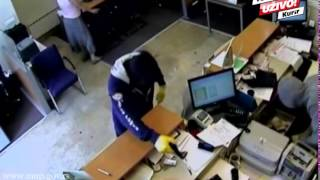 getlinkyoutube.com-Ovako su pljačkali banke po Beogradu!