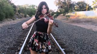 getlinkyoutube.com-Paradise Violin Cover - Coldplay - Laurel Shoop