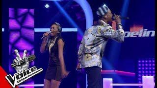Intégrale Ducé vs Noéline Les Battles   The Voice Afrique Francophone 2017