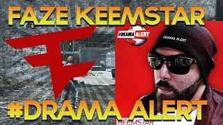 getlinkyoutube.com-KEEMSTAR Joins FaZe #FAZE1 RC, #ELE Lying about Cancer... #DramaAlert - Red Scarce