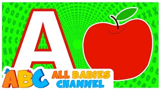 getlinkyoutube.com-ABC Song | ABC Songs for Children & More Nursery Rhymes Collection | All Babies Channel