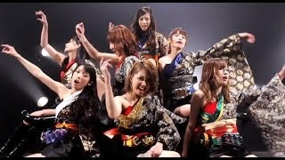 getlinkyoutube.com-KAMEN RIDER GIRLS / 7th SINGLE 2013.12.25 RELEASE「E-X-A (Exciting × Attitude)」MV 仮面ライダー鎧武 エンディングテーマ