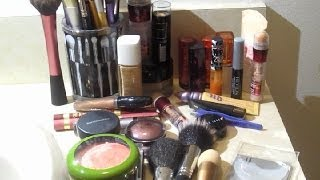 getlinkyoutube.com-Smallest Makeup Collection Ever!!!!!!!!!!!!!!