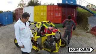 "getlinkyoutube.com-Como fabricar un Kart Cross 8 "" Doctor Charan """