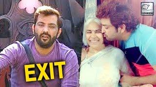 getlinkyoutube.com-Bigg Boss 10: Manu Punjabi EXITS From The Show   Mother Passes Away