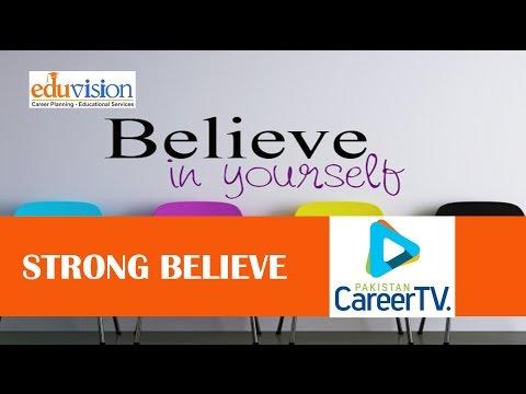 Strong Belief