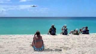getlinkyoutube.com-เครื่องบิน747 บินเฉี่ยวหัว!