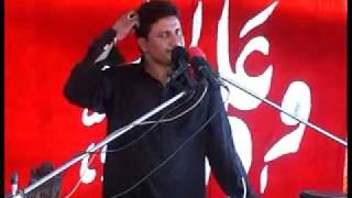 getlinkyoutube.com-Zakir Ghulam Abbas Ratan on 25 Rajab at (Gharera)part1/3(2011) jalsa Ch Qamar Zaman