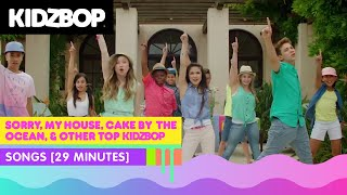 getlinkyoutube.com-KIDZ BOP Kids - Sorry, My House, Cake By The Ocean, & other top KIDZ BOP songs [29 minutes]