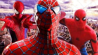 Spider-man Tribute - Hall of Fame width=