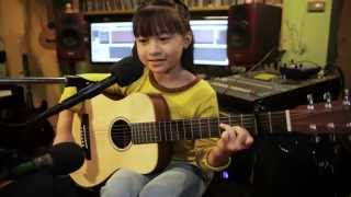getlinkyoutube.com-Back To December (Taylor Swift) Guitar Acoustic cover by Gail Sophicha 9 Years Old. น้องเกล