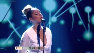 getlinkyoutube.com-Leona Lewis - Run - Live The Stand Up to Cancer - 19 Th Oct 2012