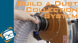 getlinkyoutube.com-How to Build a Dust Collection System - GeekBeat